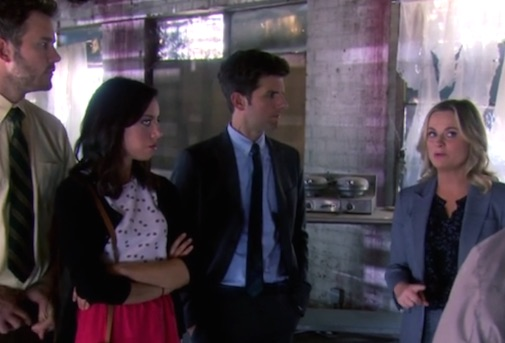 Parks and Recreation Screenshot
