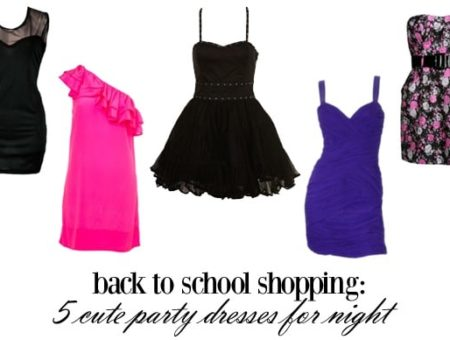 Cute Party Dresses