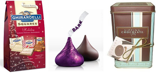 Party host gift ideas: chocolates