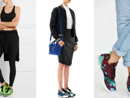 Patterned-Sneakers-Trend
