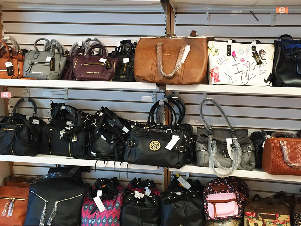 Payless holiday handbag selection