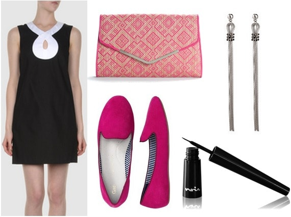 Peggy Moffitt Inspired Outfit 1