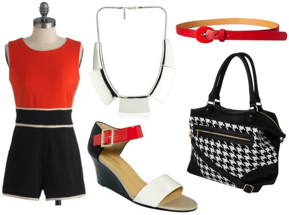 Peggy Moffitt Inspired Outfit 2