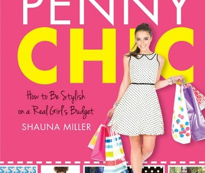 Penny chic book cover