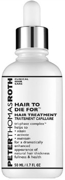 Peter thomas roth hair to die for hair treatment