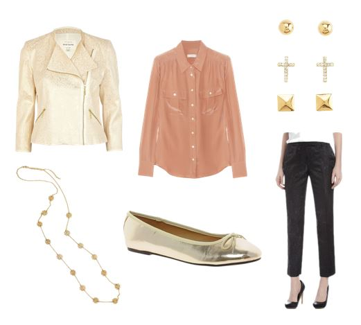 Saint Peters Inspired Outfit