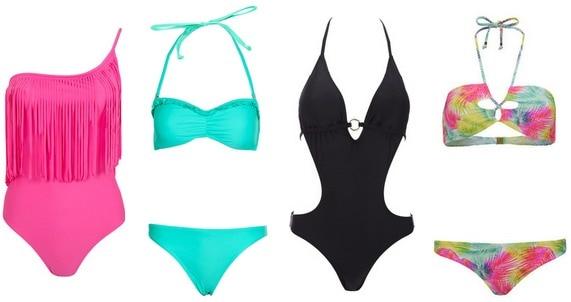 Petite swimsuits