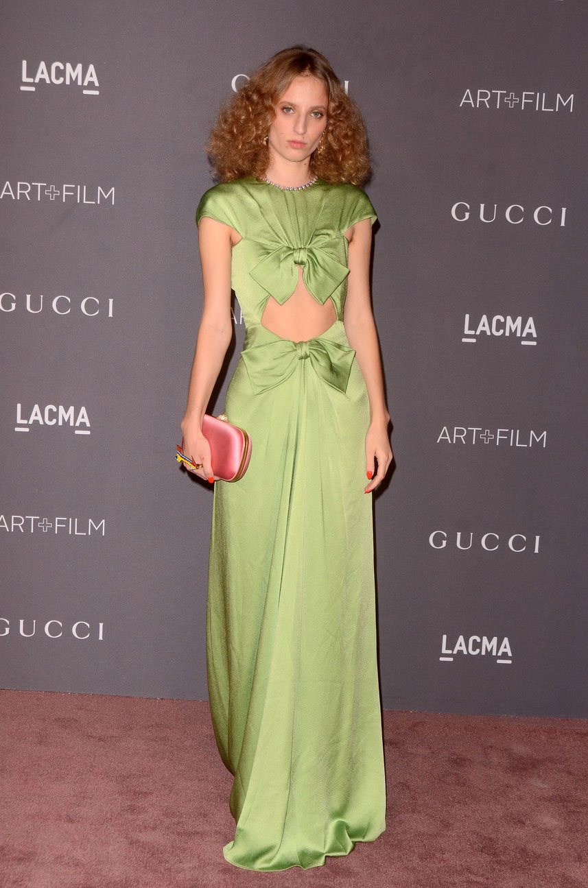 Petra Collins at the LACMA in 2017 - guide to Petra Collins style
