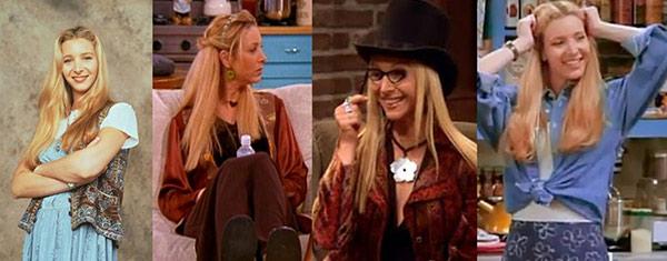 Phoebe Buffay style