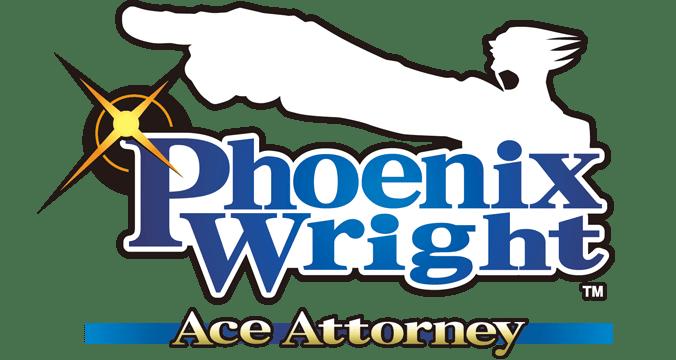 Phoenix Wright Logo