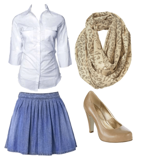 Another outfit to wear to an interview