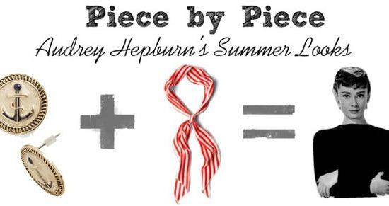 Piece by piece Audrey Hepburn header