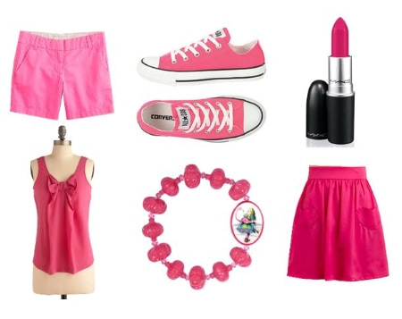 Pink Clothing and Accessories