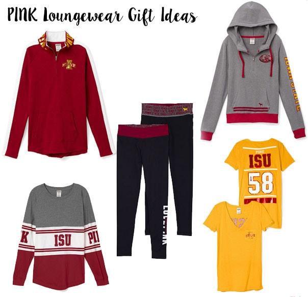 PINK loungewear gift ideas (Iowa)