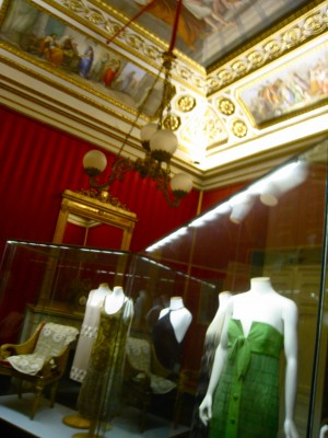 pitti palace costume gallery