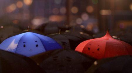 Pixar's The Blue Umbrella