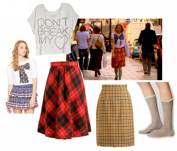 How to dress like Cassie from Skins - Outfit 2