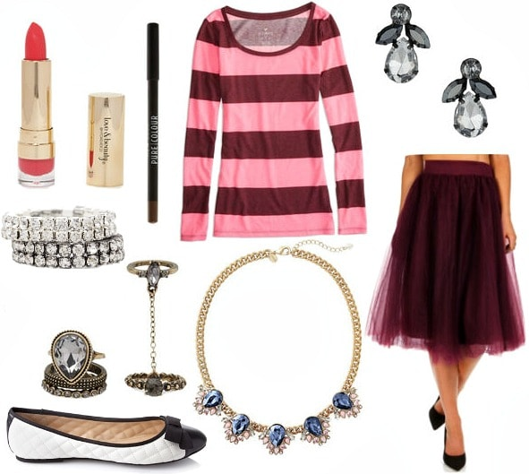 Easy Marie Antoinette costume