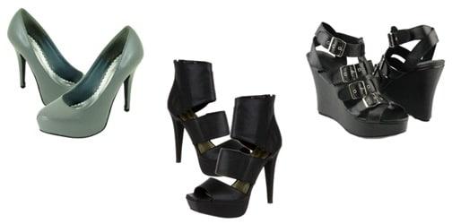 Platform heels: fall fashion trend