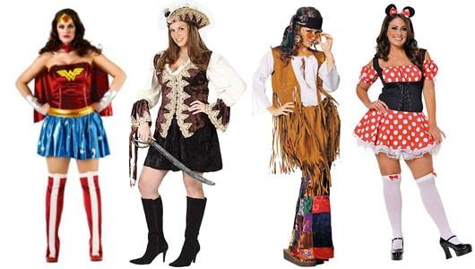 Plus size costumes 1