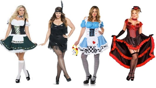 Plus size costumes 2