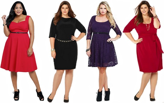 Plus Size Fashion: The Top 5 Places to Buy Holiday Dresses - College ...