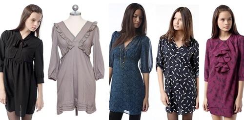 Plus Size Minidresses