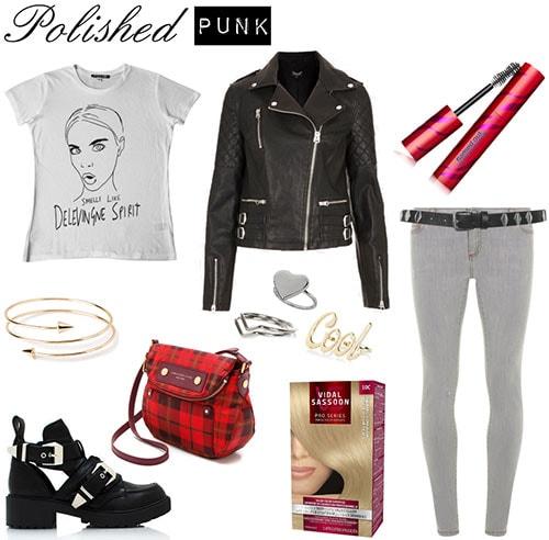 Polished punk trend