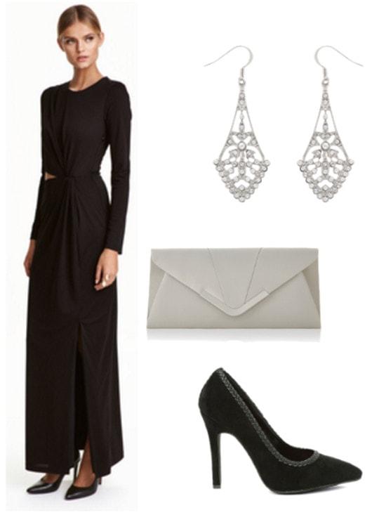Greek Myth Fashion- Polyhymnia outfit