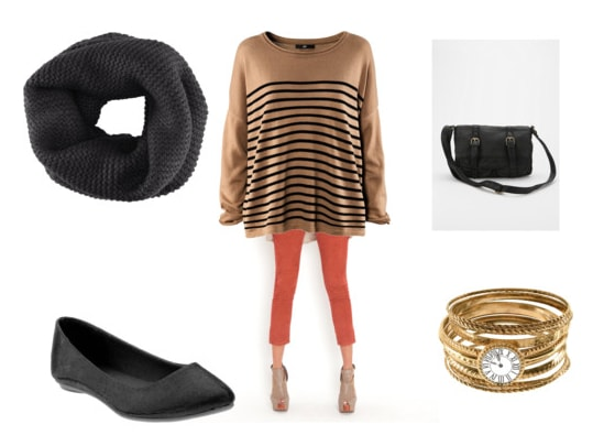 H&M inspired Outfit