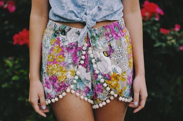 Pom pom summer trend