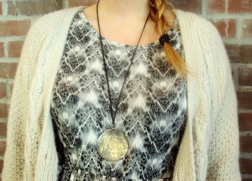Fashion at Portland State University: Pendant Necklace