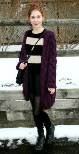 Pratt institute student fashion