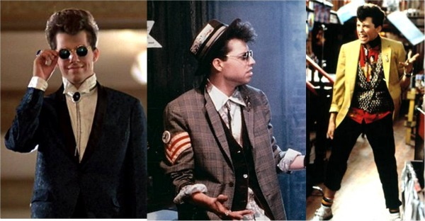 Duckie from Pretty in Pink