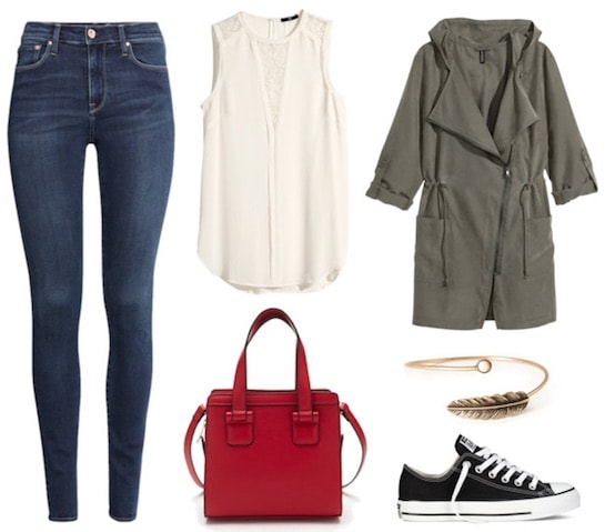 Pretty Little Liars Spencer Outfit