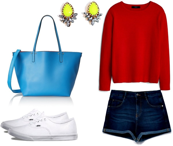 Wake Me Up Before You Go-Go Outfit: Primary colors