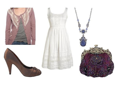 Princess Zelda Inspired Outfit