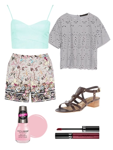 prints outfit 1