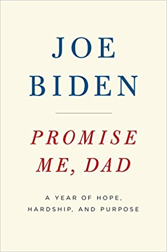 Promise Me Dad by Joe Biden book cover