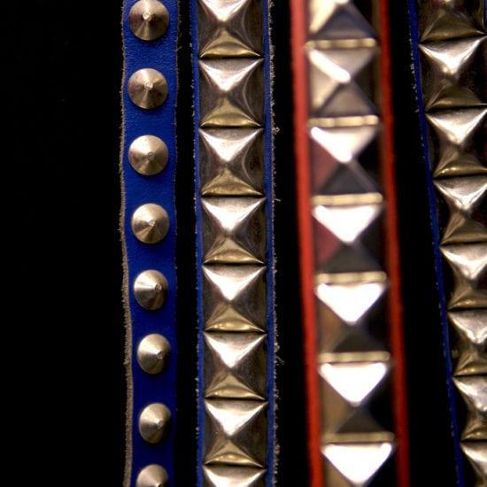 Punk studded belts