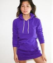 Purple Hoodie Dress From AA
