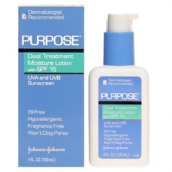 Purpose Dual Treatment Lotion With SPF 15