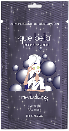Que Bella Professional Revitalizing Overnight Face Mask