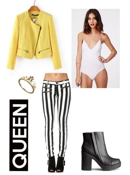 Queen Freddie Mercury fashion inspiration