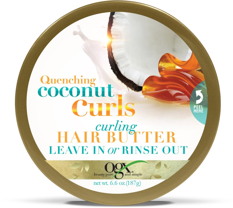 Best hair mask for curly hair: Quenching coconut curls hair butter