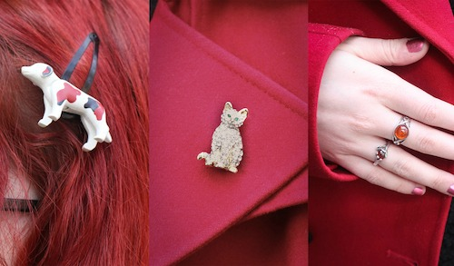 Quirky animal accessories