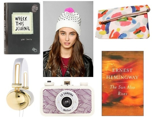 Quiz gift guide creative