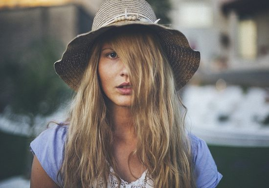 Quiz hats header