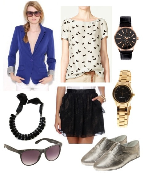 quiz-outfit-style scrapbook