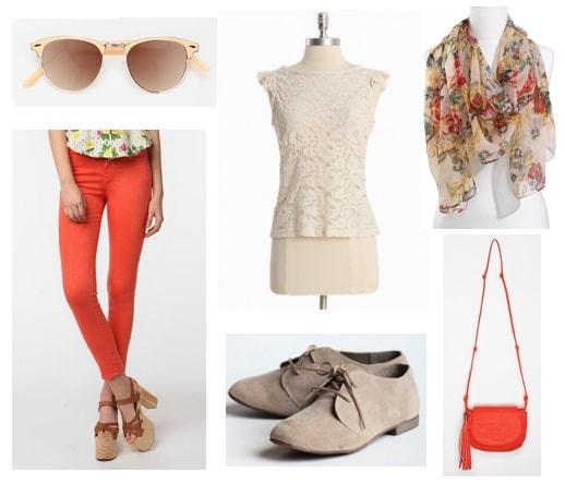 Quiz-Spring 2012 Color-Tangerine